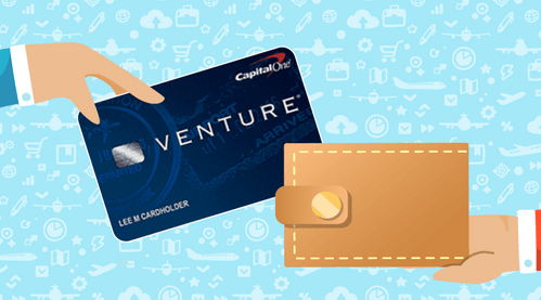 The Capital One® Venture® Rewards Credit Card.