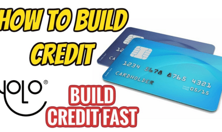 How to Build Good Credit.