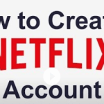 How to Create Netflix account | www.Netflix.com