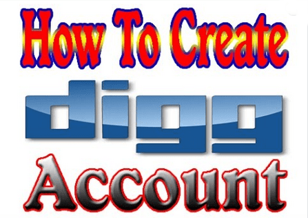 Digg.com Account Setup | How to Access Digg Account