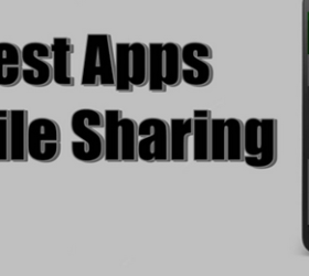 Image: File Sharing Apps