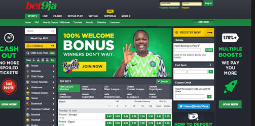 Bet9ja Account Registration: How To Sign Up & Activate Account