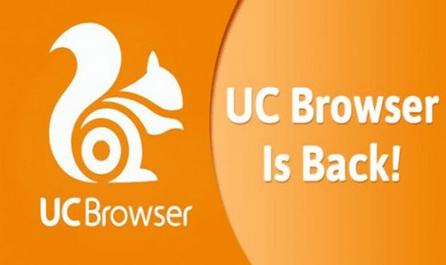 Logo: Download UC Browser