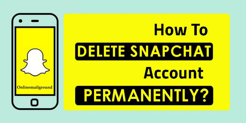 How To Close Snapchat Account Permanently: Snapchat Deletion Page