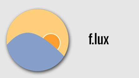 Logo: F.lux App Review