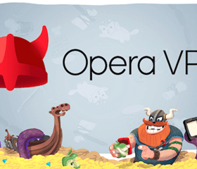 Image: Opera Android VPN