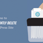 How To Delete WordPress Website or Blog via CPanel
