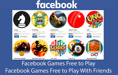 How to Play Facebook Free Games | See Guide