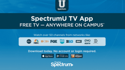 Image: Spectrum TV App