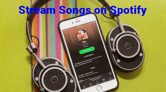 How to Stream Songs on Spotify | See Guide