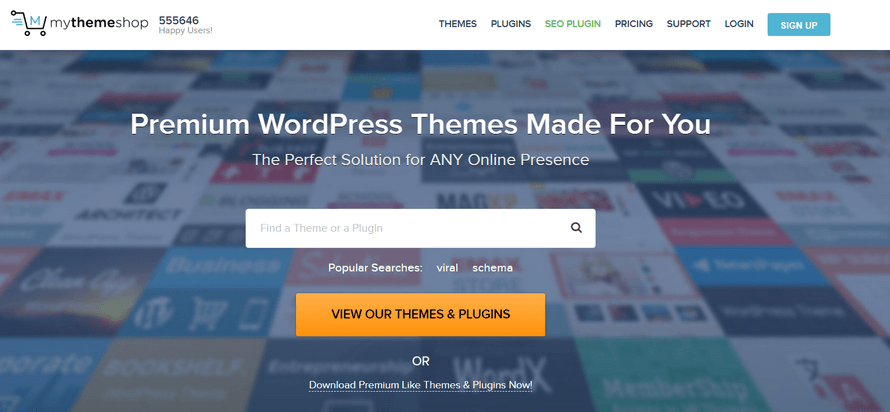 How to Create myThemeShop.com Account  – Get Free SEO Plugins & Premium Themes