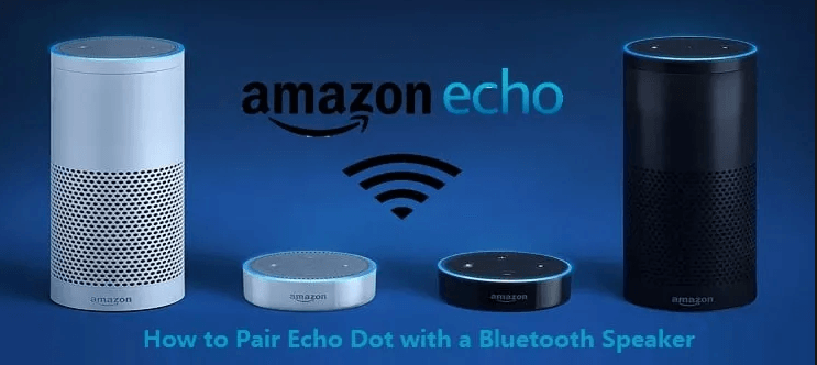 How To Pair an Amazon Echo Dot to a Bluetooth Speaker