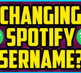 Logo: Change Username on Spotify