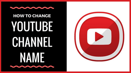 Change YouTube Channel Name | See Guide