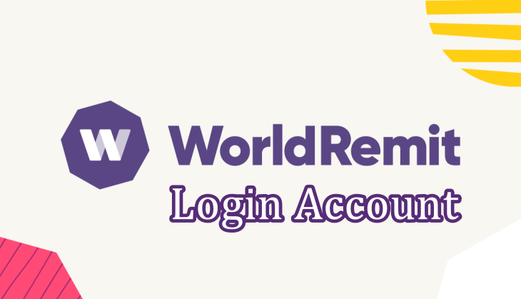 WorldRemit login image