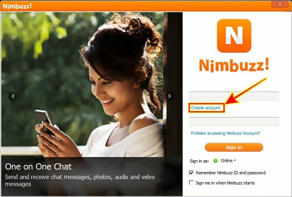 Nimbuzz-Sign-Up
