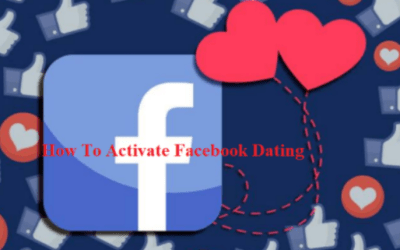 How to Activate Facebook Dating | How Facebook Dating Work