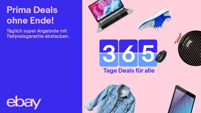 Prima Deals ohne Ende! – Eine Woche lang täglich neue Highlight-Angebote zum garantiert günstigsten Preis