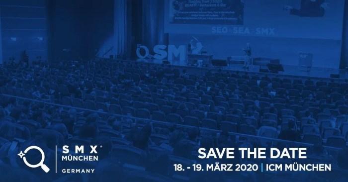 Innovationen, Trends und Ausblicke zu den Themen SEO, SEA und Online Marketing gibt es auf der SMX München