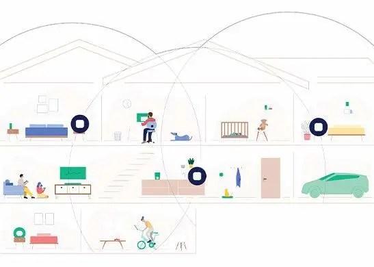 Einfaches und zuverlässiges WLAN für Zuhause: Amazon bringt WLAN-Mesh-Systeme von eero nach Deutschland