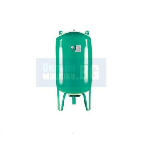 Разширителен съд със сменяема мембрана за питейни нужди Wilo NEX 140 l - Цена - Продажба