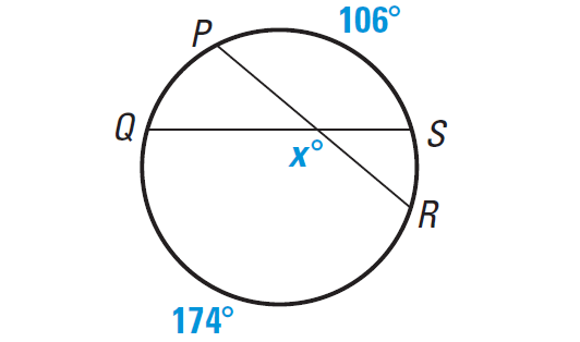 Printables of Angle Relationships In Circles Worksheet