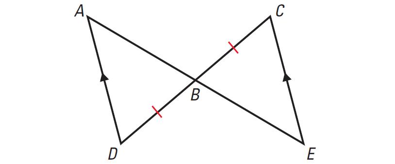 Triangle congruence postulates