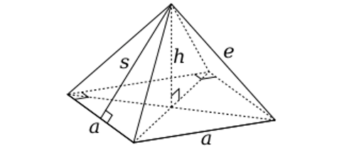 Pyramid Calculator