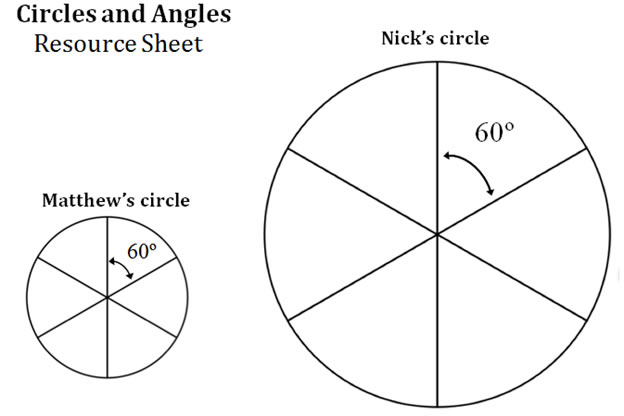Circles and Angles (examples, solutions, videos, homework