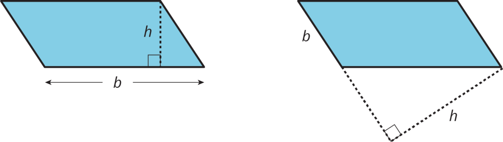 medium resolution of From Parallelograms to Triangles: Illustrative Mathematics
