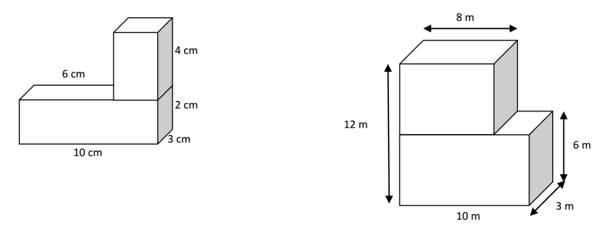 Volume Of Rectangular Prism Word Problems Worksheet