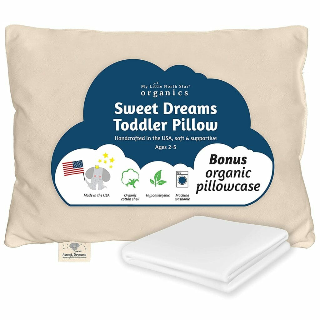 the top 10 best pillows for kids in
