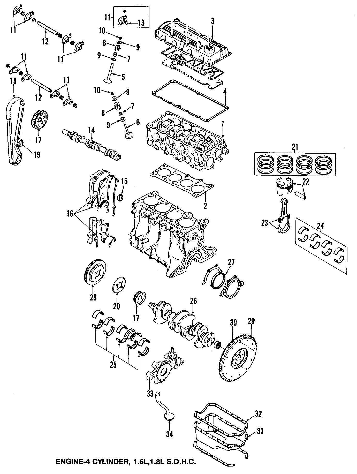 Mazda Protege Engine Diagram Valves. Mazda. Auto Wiring