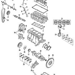 Mazda Protege Wiring Diagram 90 Degree Engine Valves Auto