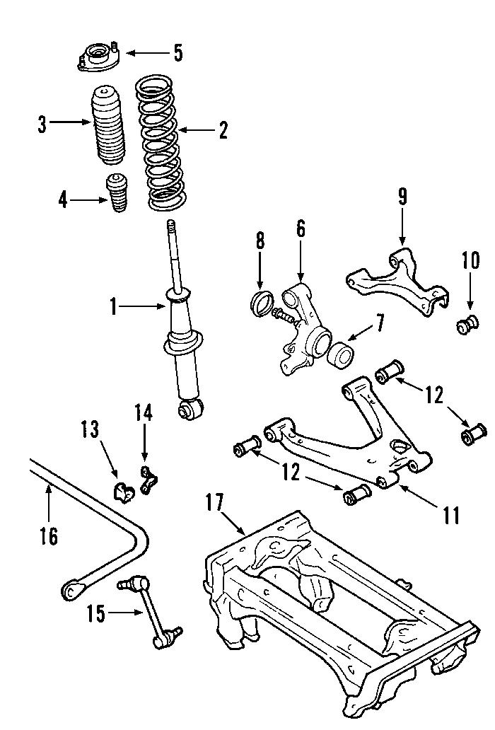Mazda MIATA Bearing. Wheel. (Front, Rear). S. TapeR