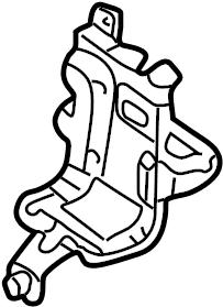 2001 Mazda Control. Bracket. Module. 1995-99. 2000-02. A