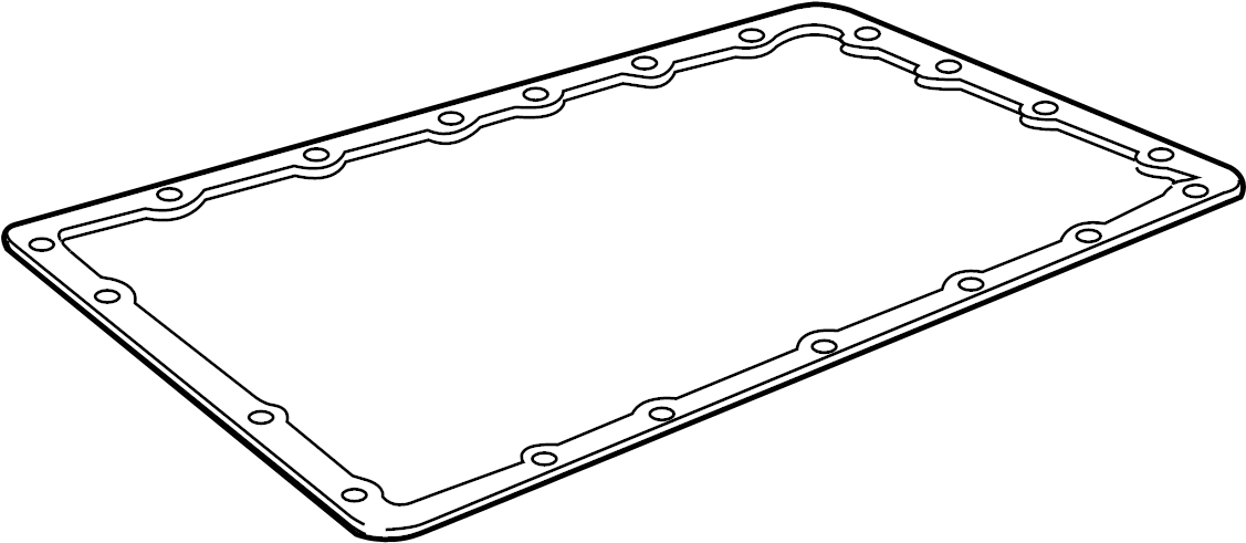 2014 Mazda Automatic Transmission Oil Pan Gasket. AUTO