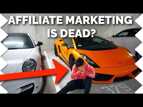 The TRUTH about Affiliate Advertising and marketing in 2018… *EXPOSED*