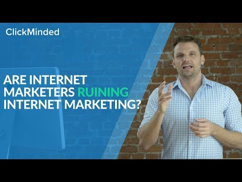 ClickMinded: Are Web Entrepreneurs Ruining Web Marketing? (Tommy Griffith)