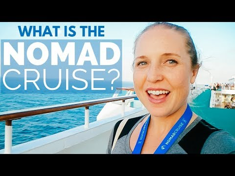 What's the Nomad Cruise for Digital Nomads?