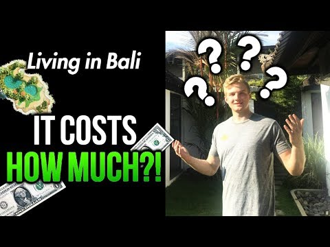My Month-to-month Charges Whereas Residing In Bali – Digital Nomad