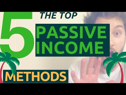 5 Passive Earnings Ideas UK – turn out to be a Digital Nomad