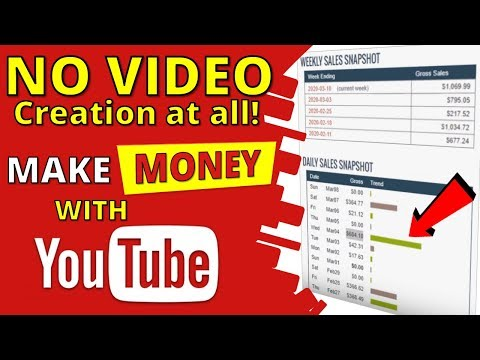 Affiliate Advertising on YouTube WITHOUT Making Movies 💥