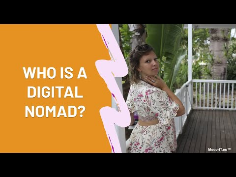 What's a Digital Nomad?