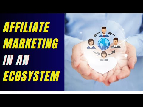Affiliate Marketing In An Ecosystem