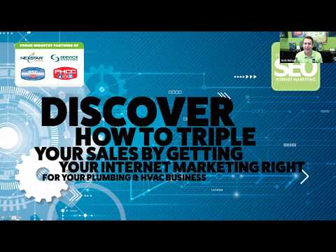 The technique to triple your sales by getting your Web Advertising appropriate – Plumbing & HVAC web express positioning