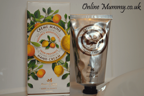 Panier des Sens - Hand Cream