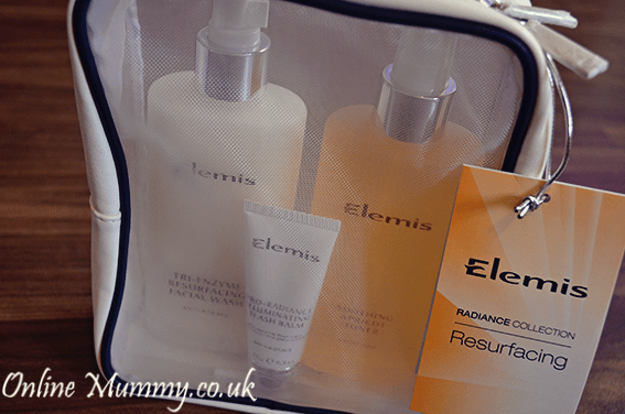 Elemis Resurfacing Collection