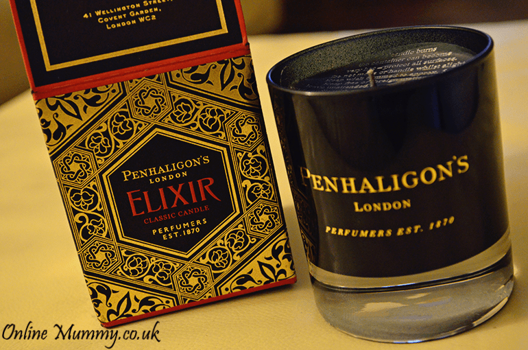 Penhaligons Elixir candle