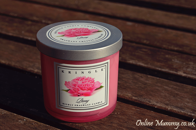 Kringle Candles Peony